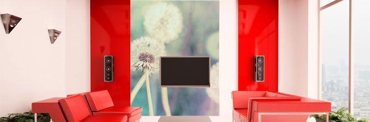 фотообои вид из окна в интерьере